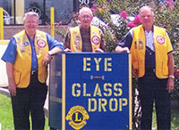 Eyeglass Dropoff